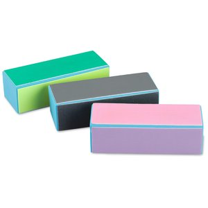 Colorful Nail Block Image 1 of 3