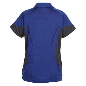 Recharge UTK cool logik Performance Polo - Ladies' Image 1 of 1