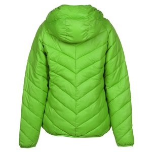 Crystal Mountain Hooded Jacket - Ladies' Image 1 of 1