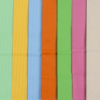 "Tonal Striped Matte Paper Bag - 10-1/2"" x 8"""