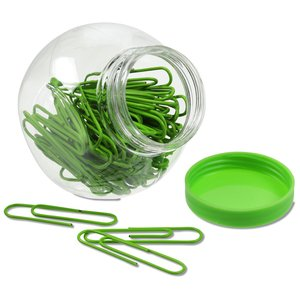 Cheery Desktop Paper Clips Image 1 of 1