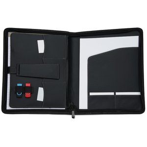 Ultimate Zippered Tablet Portfolio Image 1 of 4