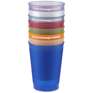 Economy Frost Stadium Cup - 10 oz. Image 1 of 1