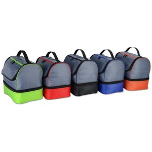 Two Compartment Lunch Cooler