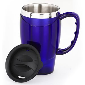 Easy Grip Mug - 21 oz. - Closeout Image 1 of 2