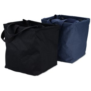 "Utility Tote - 12-1/2"" x 11"" - Colors - 24 hr"