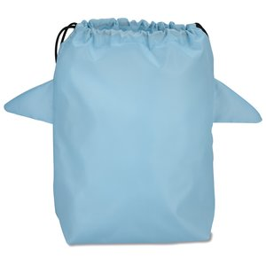 Paws and Claws Drawstring Gift Bag - Shark