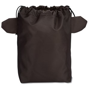 Paws and Claws Drawstring Gift Bag - Bear Image 1 of 1