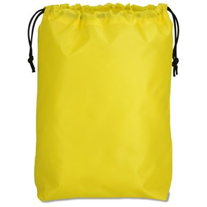 Paws and Claws Drawstring Gift Bag - Duck Image 1 of 1