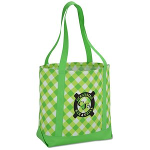 Poly Pro Printed Boat Tote Image 2 of 2