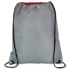 Rebel Drawstring Sportpack Image 1 of 2