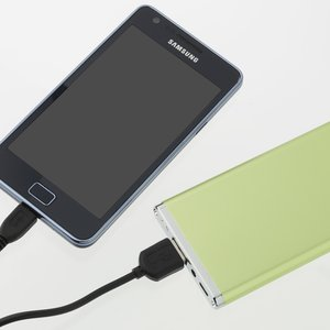 Slim Power Bank - 2400 mAh Image 3 of 3