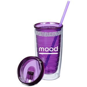 Nicole Series Vortex Tumbler - 14 oz. Image 1 of 2
