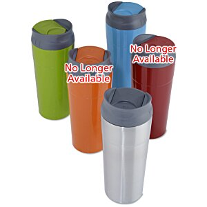 Frenchie Travel Tumbler - 16 oz. Image 1 of 2
