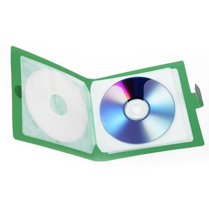 12-CD Disk Holder - Closeout Image 1 of 1