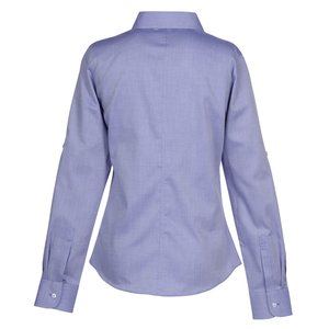 Cutter & Buck Epic Mini Herringbone Shirt - Ladies' Image 1 of 1