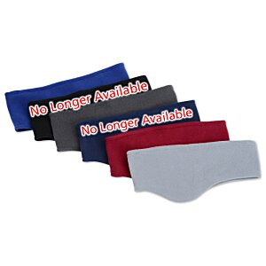 Polar Fleece Headband Image 1 of 1