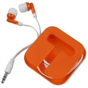 Ear Buds with Square Case Image 2 of 3