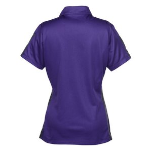 Active Colorblock Performance Polo - Ladies' Image 1 of 1