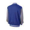 Letterman Fleece Sweatshirt Jacket - Men's Image 1 of 1