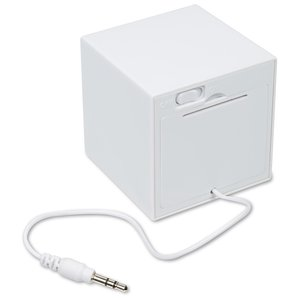 Mini Cube Speaker Image 2 of 4