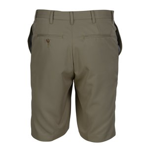 Microfiber Pleated Transit Shorts - Men's Image 1 of 1
