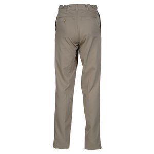 Microfiber Flat Front Transit Pants - Men's Image 1 of 1