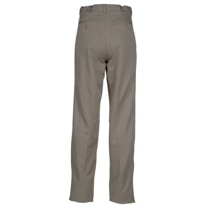 Microfiber Pleated Front Transit Pants - Men's
