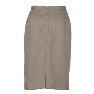 Microfiber Straight Transit Skirt Image 1 of 1