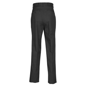 Poly/Cotton Pleated Front Transit Pants - Men's Image 1 of 1