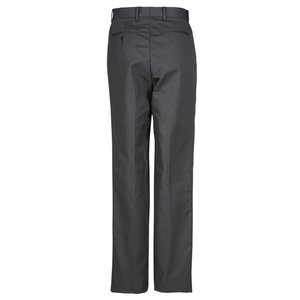 Poly/Cotton Flat Front Transit Pants - Men's Image 1 of 1