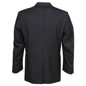 Poly/Wool Single Breasted Suit Coat - Men's Image 1 of 2