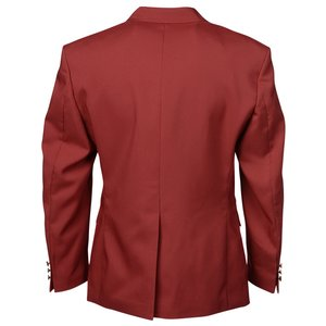 Polyester Single Breasted Suit Coat - Men's Image 2 of 2