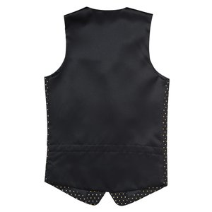 Diamonds & Dots Brocade Vest - Men's Image 1 of 1