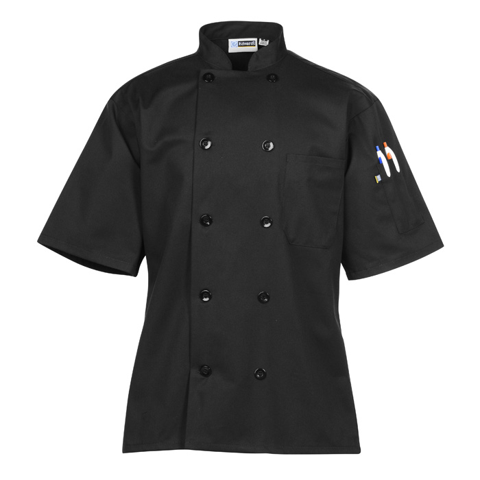 Chef Hat Details about  /Chef Apparel Unisex Short// Long Sleeve White Chef Jacket coat