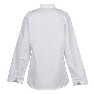 Ten Button Chef Coat - Ladies' Image 1 of 1