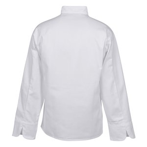 Ten Knot Button Chef Coat Image 2 of 2