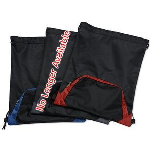 Coliseum Drawstring Sportpack Image 1 of 2