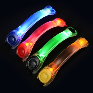 Light Up Safety Arm Band - 24 hr Image 1 of 6