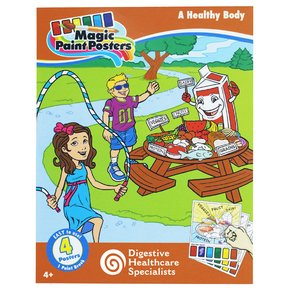 Paint Poster Pack - A Healthy Body Image 1 of 3