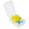 Corded Ear Plugs in Clip Case Image 1 of 3