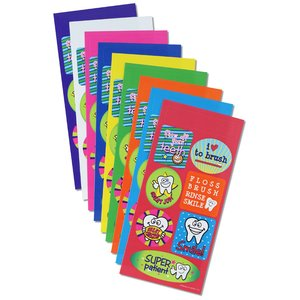 Super Kid Sticker Sheet - Tooth Time Image 1 of 1