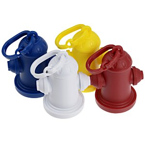 Fire Hydrant Pet Bag Dispenser Image 1 of 2