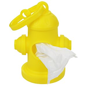 Fire Hydrant Pet Bag Dispenser Image 2 of 2