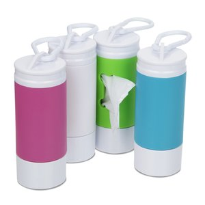 Light Up Pet Bag Dispenser Image 1 of 2
