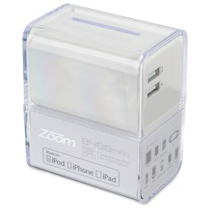 Zoom Dual Power Bank Pro - 8400 mAh Image 1 of 5