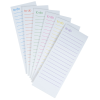 Bic Sticky Note - Designer - 8x3 - To Do - 25 Sheet