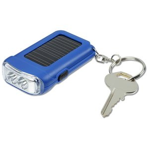 Solar Eco LED Flashlight - Closeout Image 1 of 2