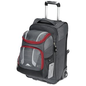 "High Sierra AT3.5 22"" Carry-On Luggage w/Day Pack"
