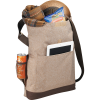 Chambray Foldover Tablet Tote Image 1 of 3